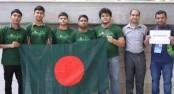 Bangladesh wins bronze in International Physics Olympiad
