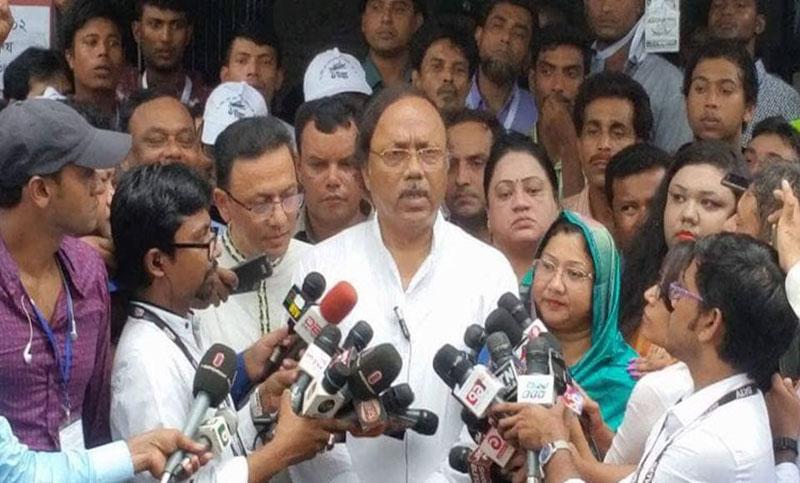 Awami League-backed Khairuzzaman Liton wins RCC polls unofficially