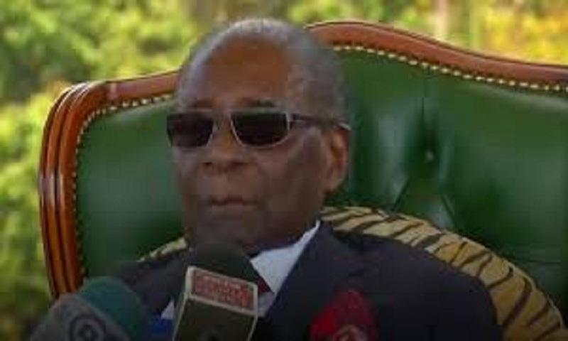 Zimbabwe election: Mugabe refuses to back successor Mnangagwa