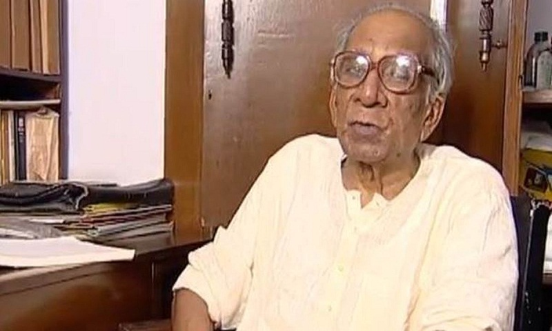 Eminent Bengali author Ramapada Chowdhury passes away