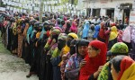 Voting underway in Rajshahi, Barishal, Sylhet cities