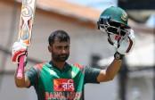 Tamim's form mirrors peak in ICC ratings