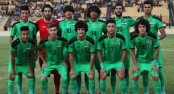 Age cheating grounds Iraq under-16 football team