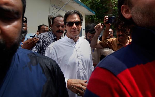 Pakistan election sees rise of anti-blasphemy party