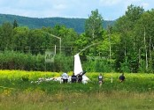 Small plane crash near rural Maine airport leaves 3 dead