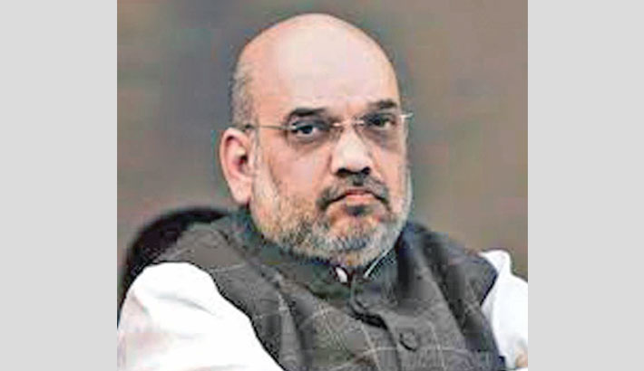 Congress didn't have courage to identify illegal migrants: Amit Shah