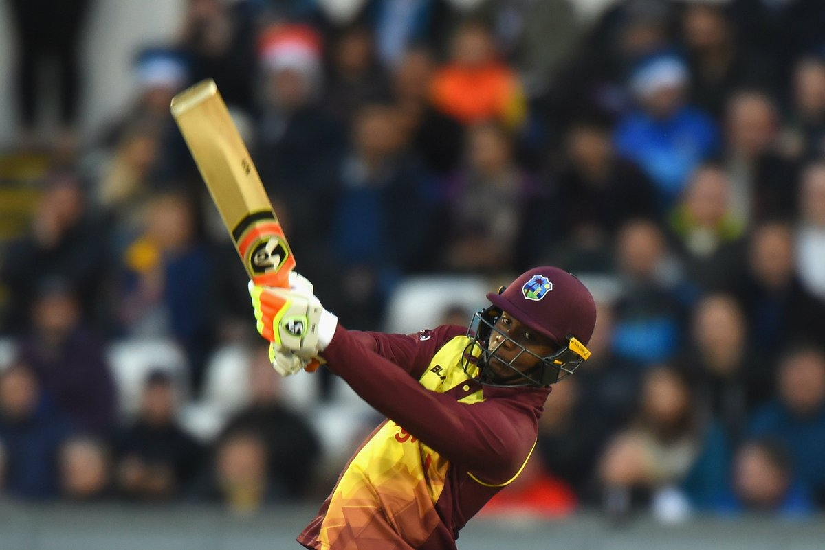 West Indies beat Bangladesh by 7 wickets in first T20I