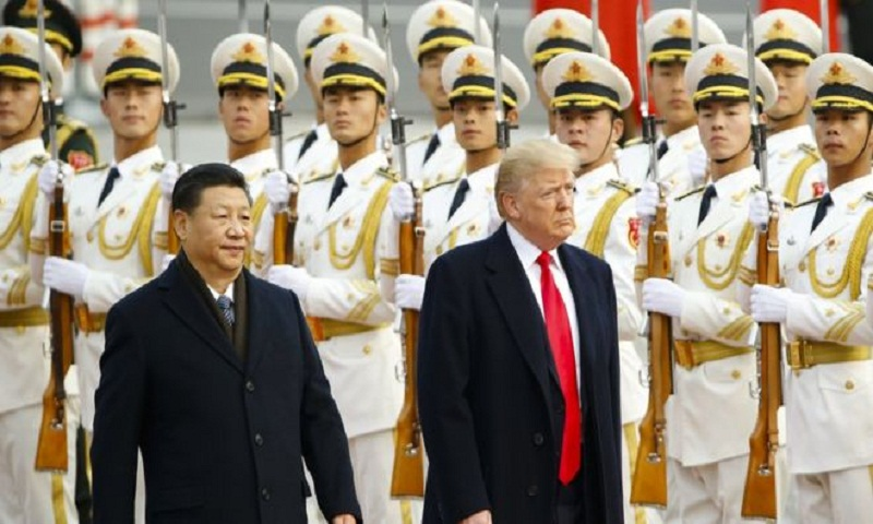US mulls 25% tariff on $200bn of Chinese goods, say reports