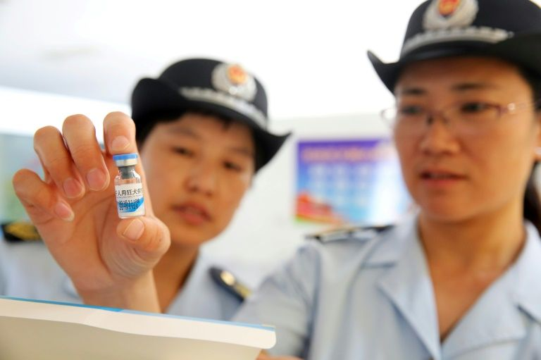 India bans vaccine imports from tainted China company