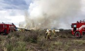 Aeroplane crashes in Durango after take-off in Mexico