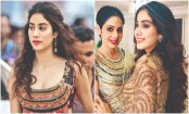Janhvi Kapoor reveals that she has watched only five movies of mother Sridevi