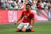Alexis Sanchez stars as Manchester United beat Real Madrid