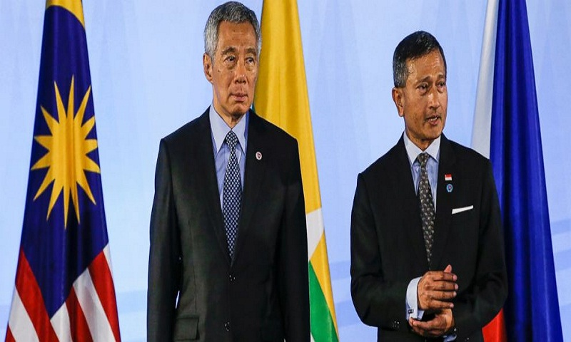 ASEAN asked to brace amid trade feuds, repel protectionism