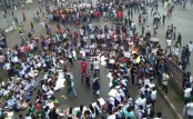 Students protest continues despite closure of educational institutions