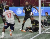Juventus wins MLS All-Star Game on penalties after 1-1 draw