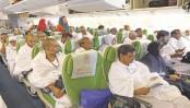 Biman cancels two more hajj flights