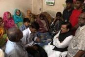 Minister Shahjahan Khan apologises to Dia's family