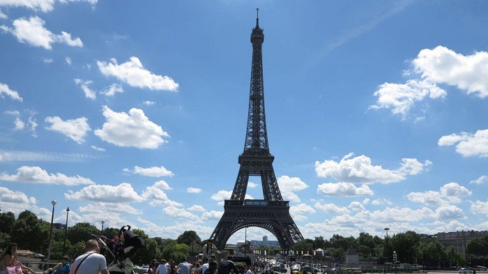 Paris's Eiffel Tower to reopen Friday after strike