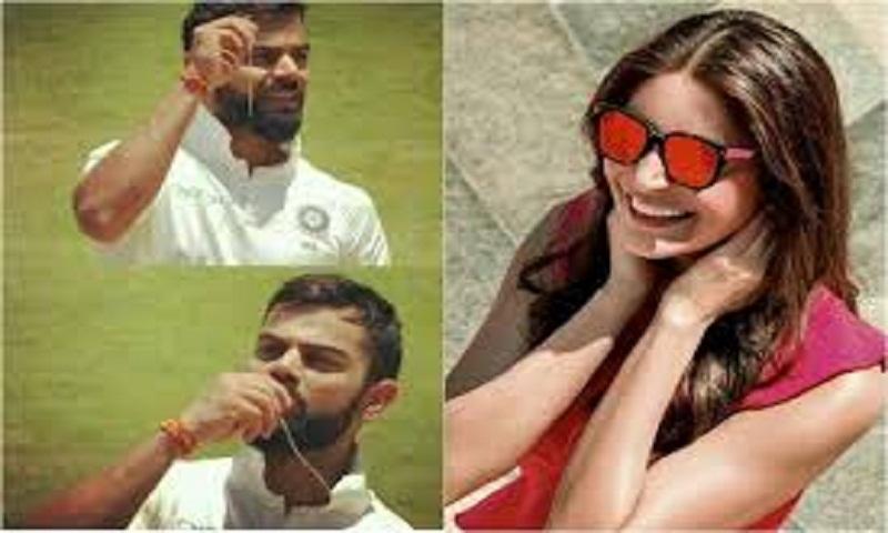 India vs England: Virat Kohli dedicates first century on English soil to Anushka Sharma