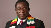 Zimbabwe opposition says 'fake' results give Mnangagwa win