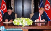 Trump thanks Kim for handing over remains of war dead