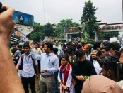 DU BCL men express solidarity with students in Shahbagh