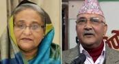 Nepalese PM calls Hasina; invites her to join Bimstec Summit