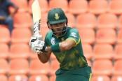 South Africa make 363-7 in 3rd ODI against Sri Lanka