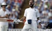 Virat Kohli becomes number one batsmen in Test cricket
