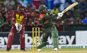 Tigers set 185-run target for West Indies