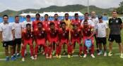 Bangladesh beat South Korean University by 3-1 in FIFA friendly