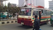Bus services resume across country