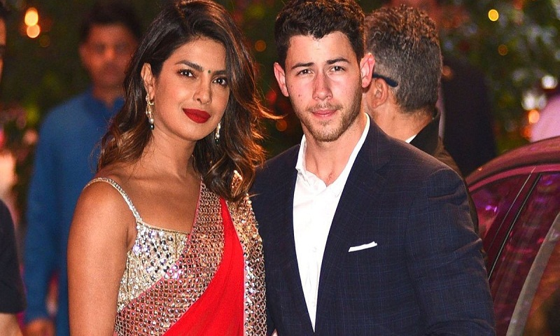 Priyanka Chopra isn't ready to show her engagement ring yet