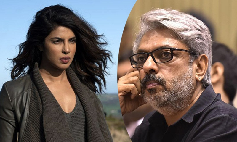 Bhansali not working with Priyanka on gangster drama, say spokesperson