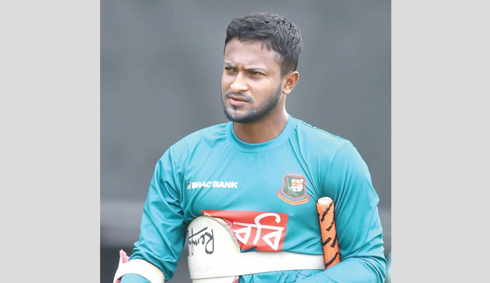 Shakib to have surgery on injured finger