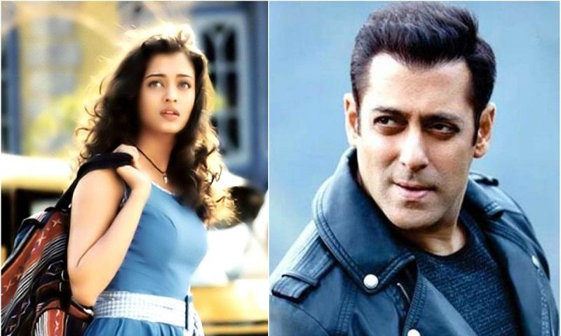 Salman Khan was the first choice to play Aishwarya Rai Bachchan's brother in Josh