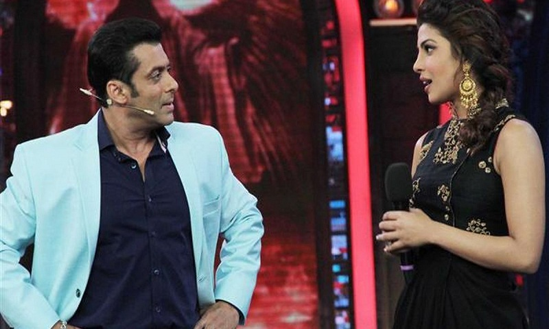 Salman Khan opens up about Priyanka Chopra opting out of Bharat