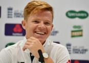 England rising star Curran inspires new boy Pope