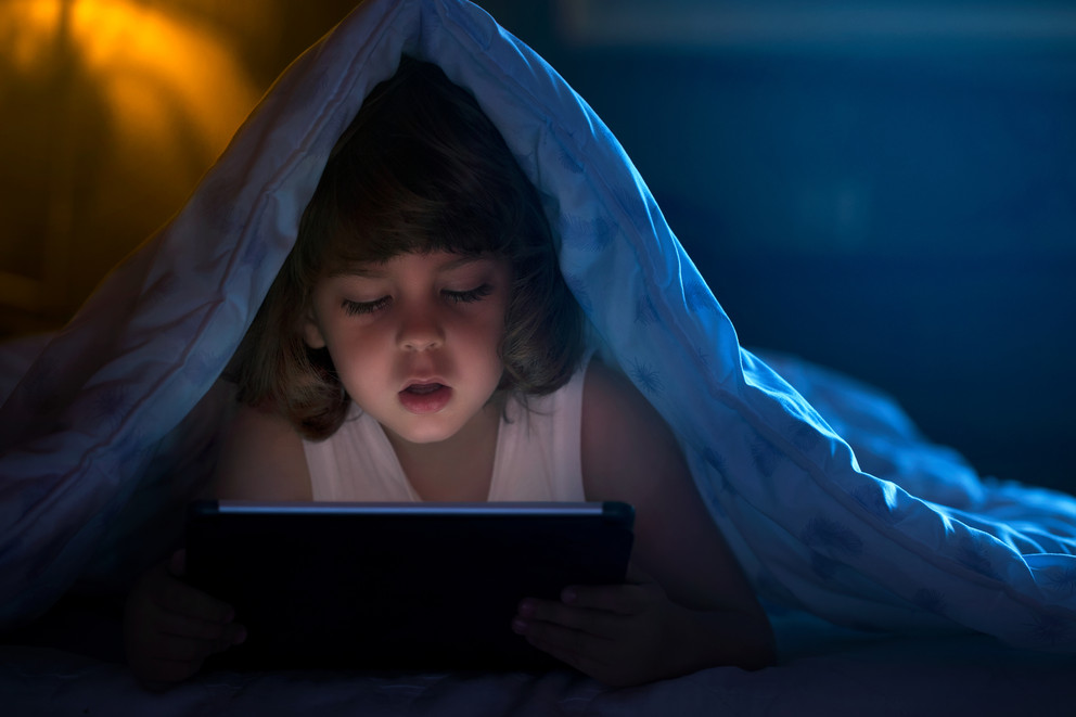 'More screen time increases risk of obesity'