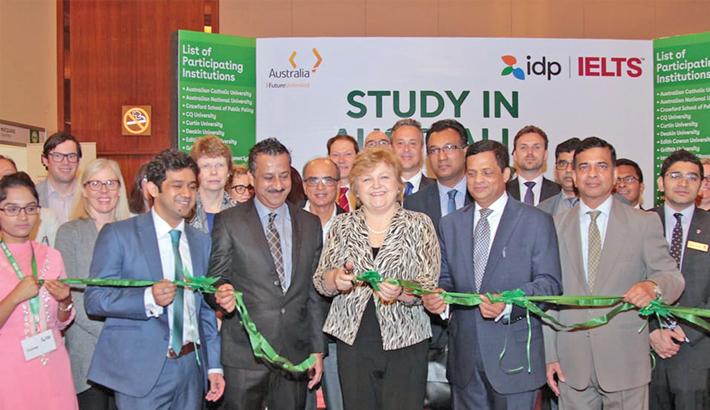Bangladeshi students encouraged to study in Australia