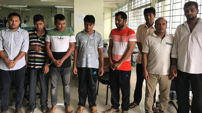 CID bust question leak gang, arrest 9