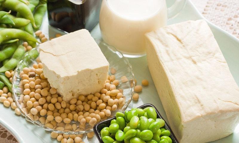 Tofu, soy milk can boost bone strength in women
