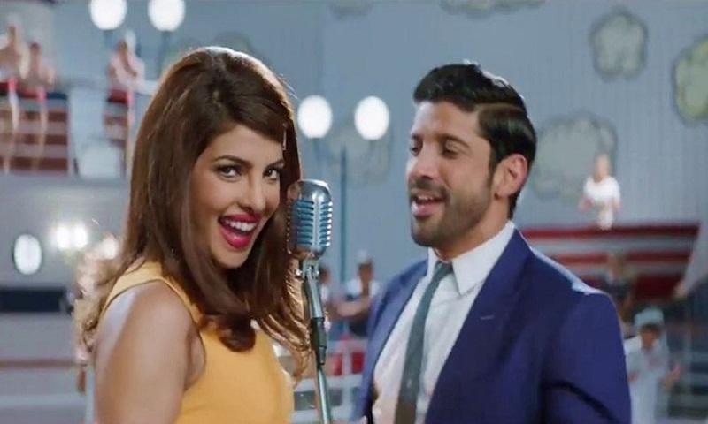Priyanka, Farhan start shooting for The Sky Is Pink
