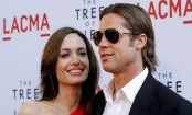 Brad Pitt hits back at Angelina Jolie's child support claims