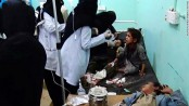 Saudi-led strike kills 50 children in Yemen