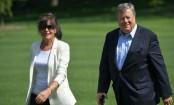 Melania Trump's Slovenian parents become US citizens