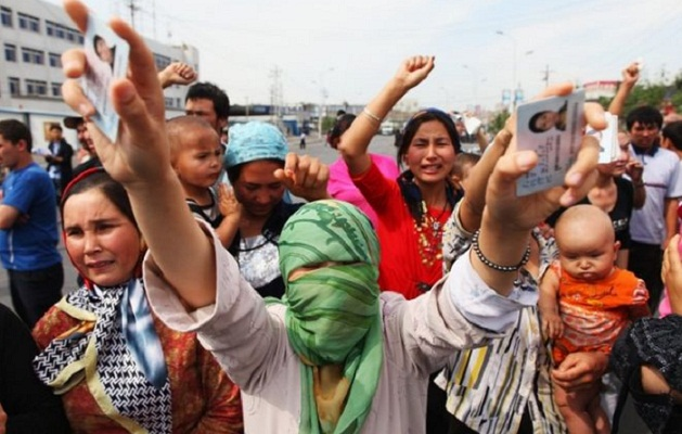 One million Uighurs held in political camps: UN