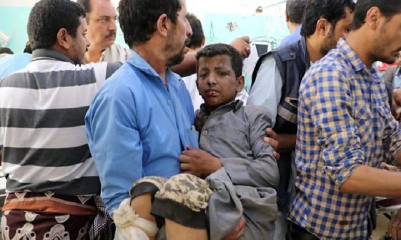 Yemen war: Saudis to probe air strike child deaths