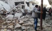 Air strikes kill 22 civilians in north Syria: monitor
