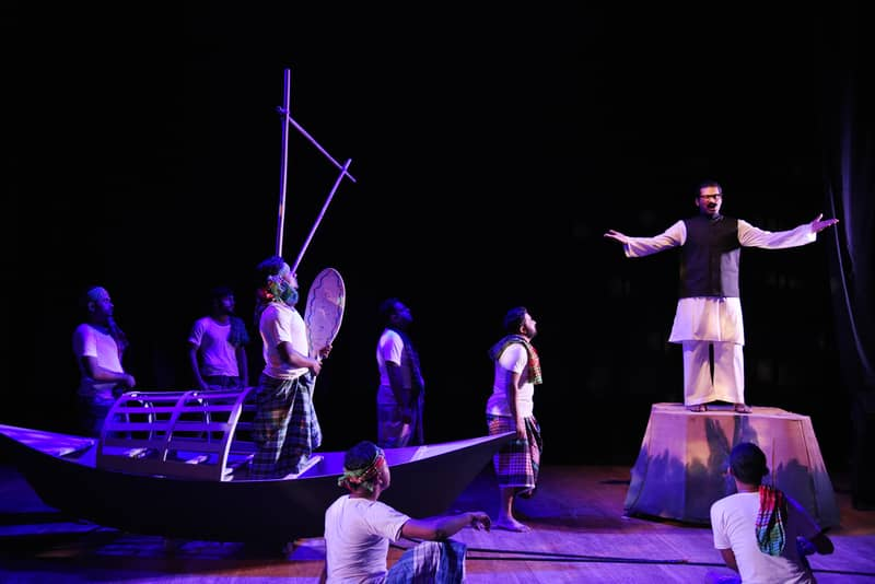 'Srabon Tragedy' to be staged at BSA Monday